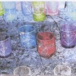 verres couleurs