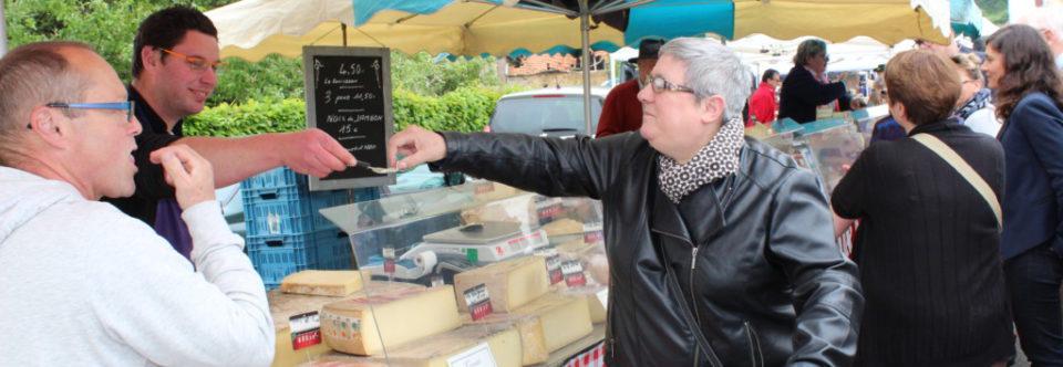 20ème Fête du Fromage le 4 Juin 2017