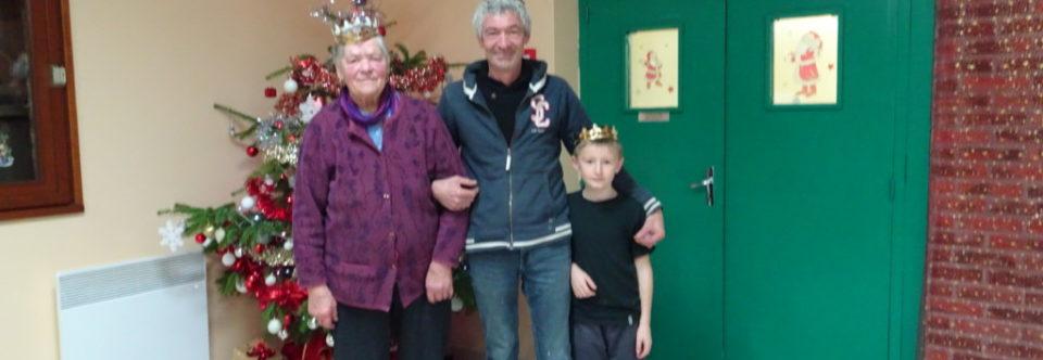 Galette des rois le 05 janvier 2019